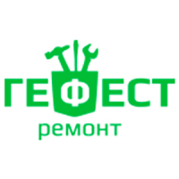 Логотип компании Гефест Ремонт